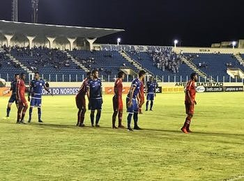 CRB vence e segue no G4 na Copa do Nordeste