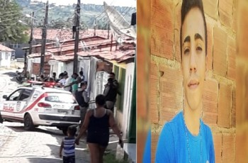 Rapaz é assassinado a tiros em via pública no interior do estado